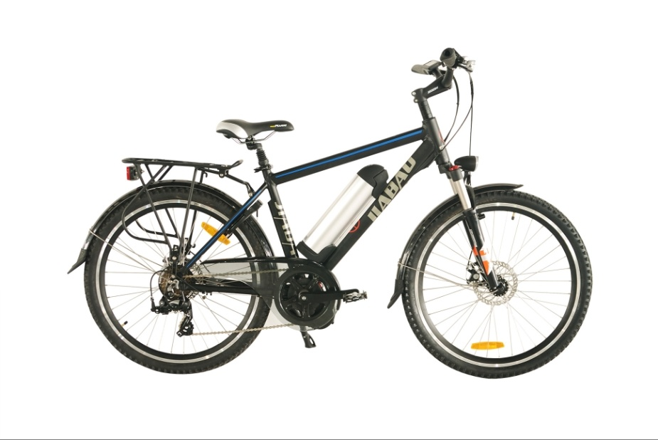 China Electric Bicycle With Central Crank Motor System Central