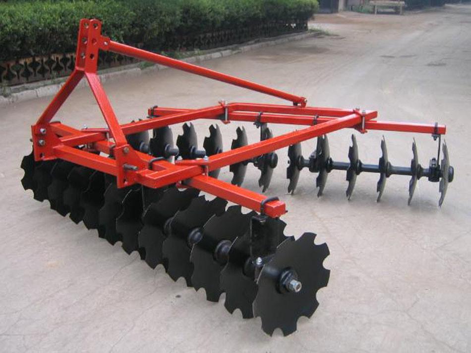 Bar J Disc Harrow : China disc harrow agricultural machinery