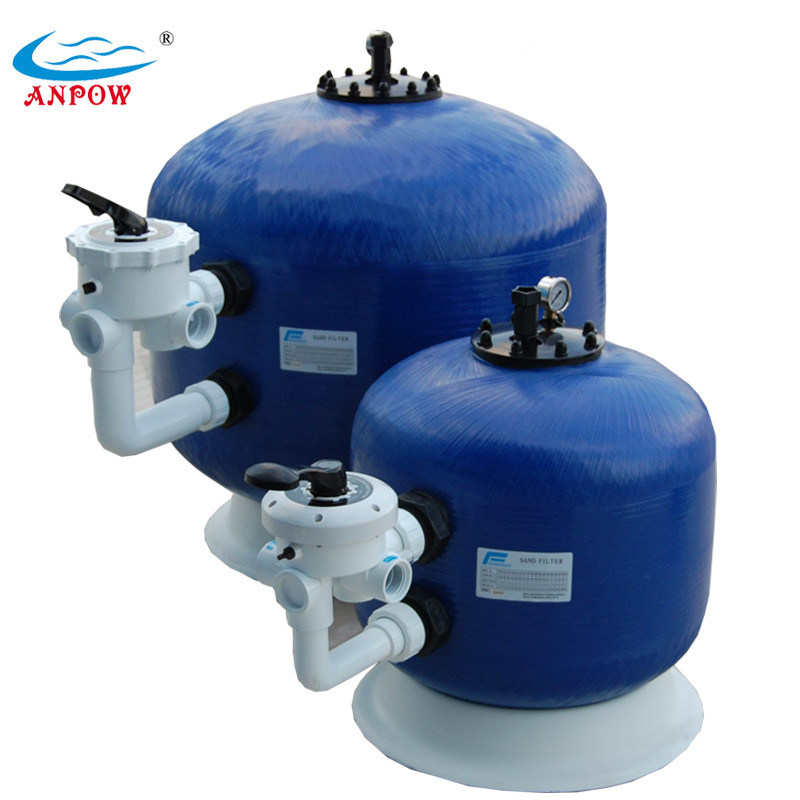 China Above Ground Swimming Pool Sand Filters Ss Photos Pictures Made In