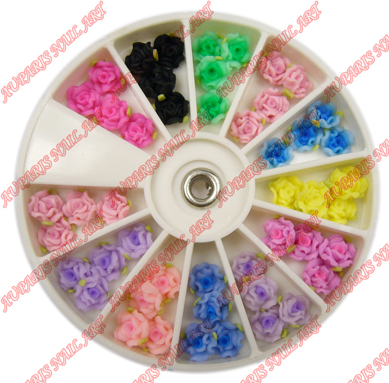 ... Flower Professional Nail Accessories - China Nail Art, Nail 3d Flower