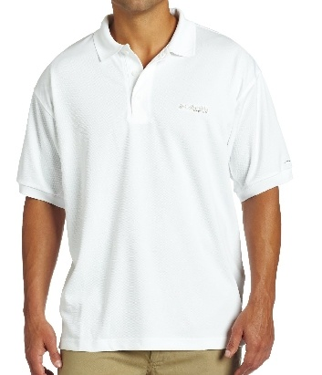 China Plain White Polo Shirt (MYP0008) - China White Polo ...