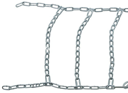 22 Series Single Tire Truck Tire Chains, Snow Chains