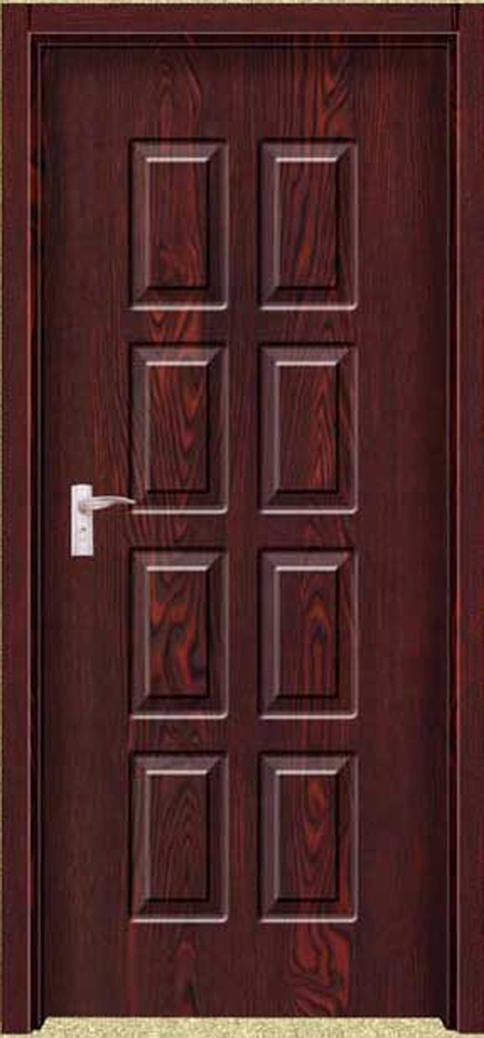 China melamine door hd 8007 photos pictures made in for Entrance doors