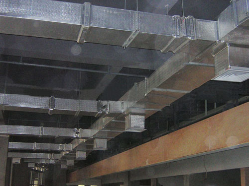 Ventilation Ducts Information : Ducting définition what is