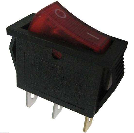 Electrical rocker switch