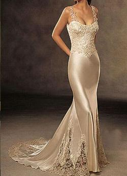 China wedding dress bridesmaid gowns formal evening wear for Evening gown as wedding dress