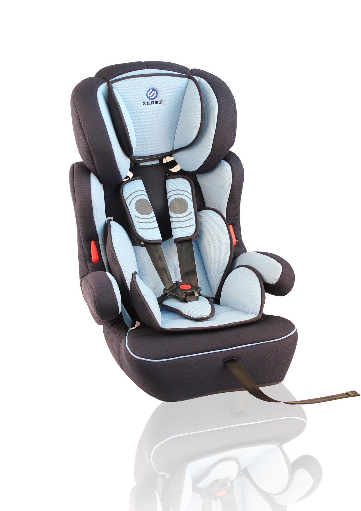 Child Safety Seat Group 1 + 2 +3 with ISOFIX