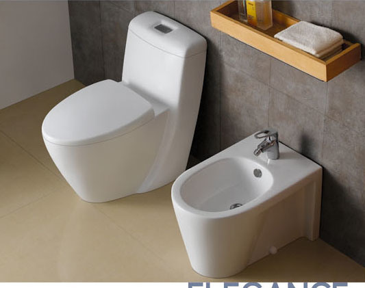 China Toilet And Bidet D0 3S A024 China Sanitary Ware Toilet
