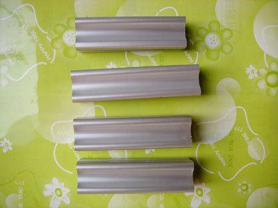 Extruded Aluminum: Extruded Aluminum F Channel