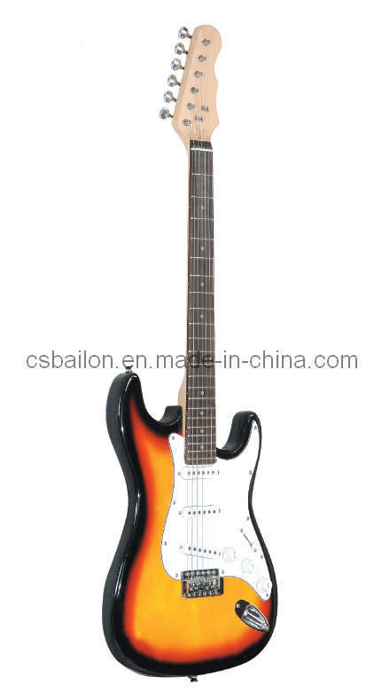 """Top Quality and Hot Sale 39"""" Electric Guitar (BL-E39)"""