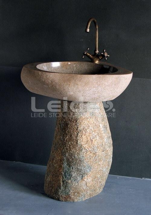 Marble Pedestal Sink : ... Stone Pedestal Sink (LD-G006) - China Granite Pedestal Sink, Stone