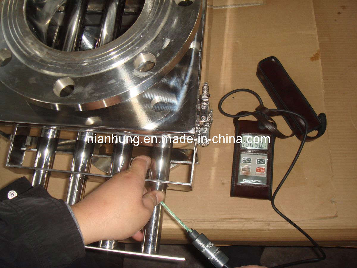 Magnetic Separator With Magnetic Bar