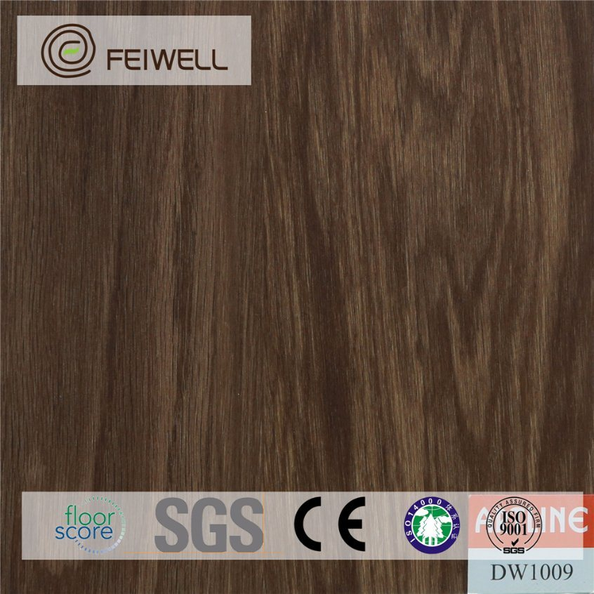 Fire Proof Indoor Eco Lvt Waterproof Cork Flooring