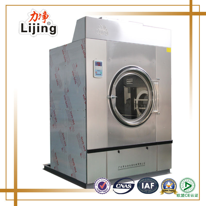 100 Kg Gas Heating Tumble Dryer