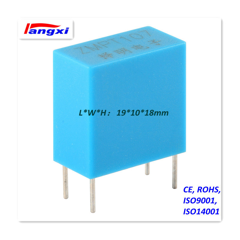 Zmpt107 2mA/2mA PCB Mounting Current-Type Voltage Transformer 19 (L) *10 (W) *18 (H) mm
