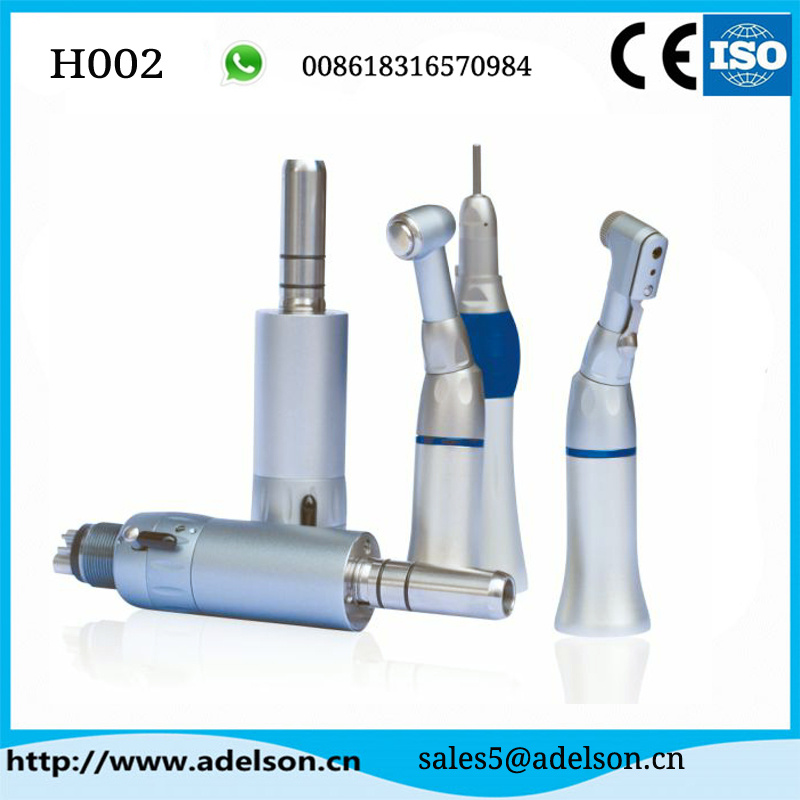China Factory Price Outer Channel Dental Low Speed Handpiece
