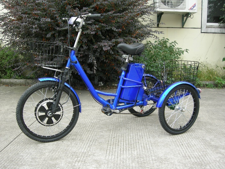 Hot Selling Three Wheels Electric Tricycle