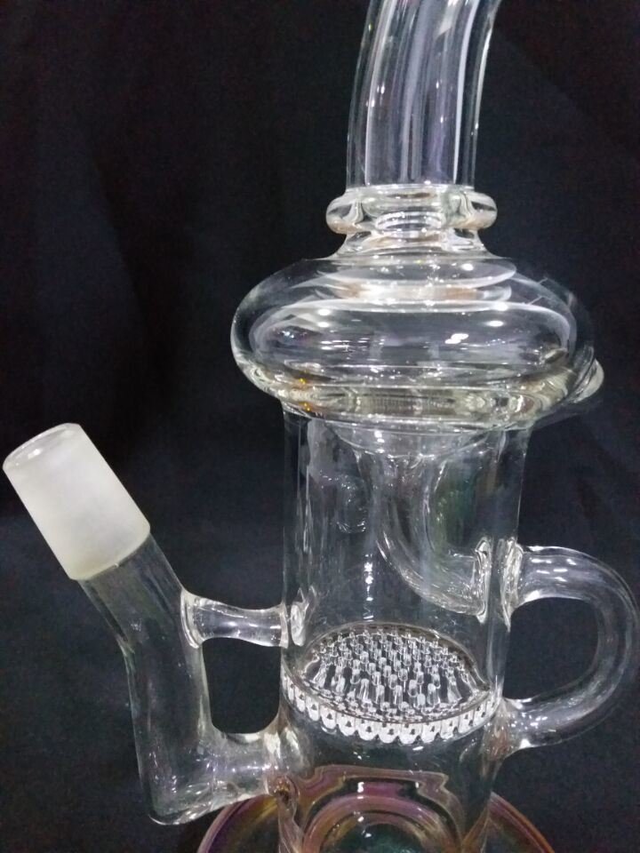Newest Design Glass Water Pipe for Smoking