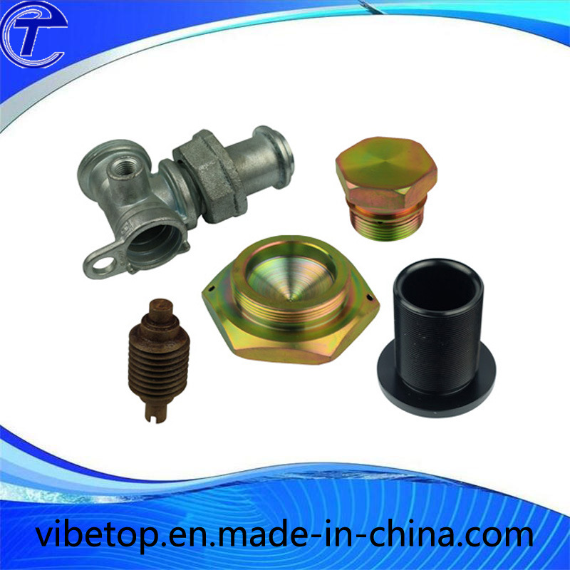 High Precision Casting Iron Machinery Parts by China Supplier