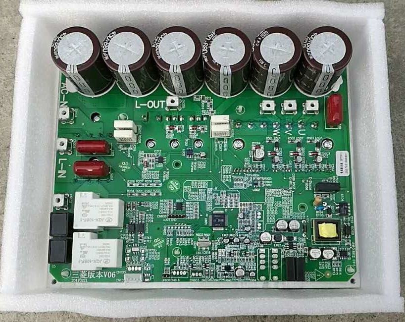 6HP Heat Pump Inverter Controller (heat pump)