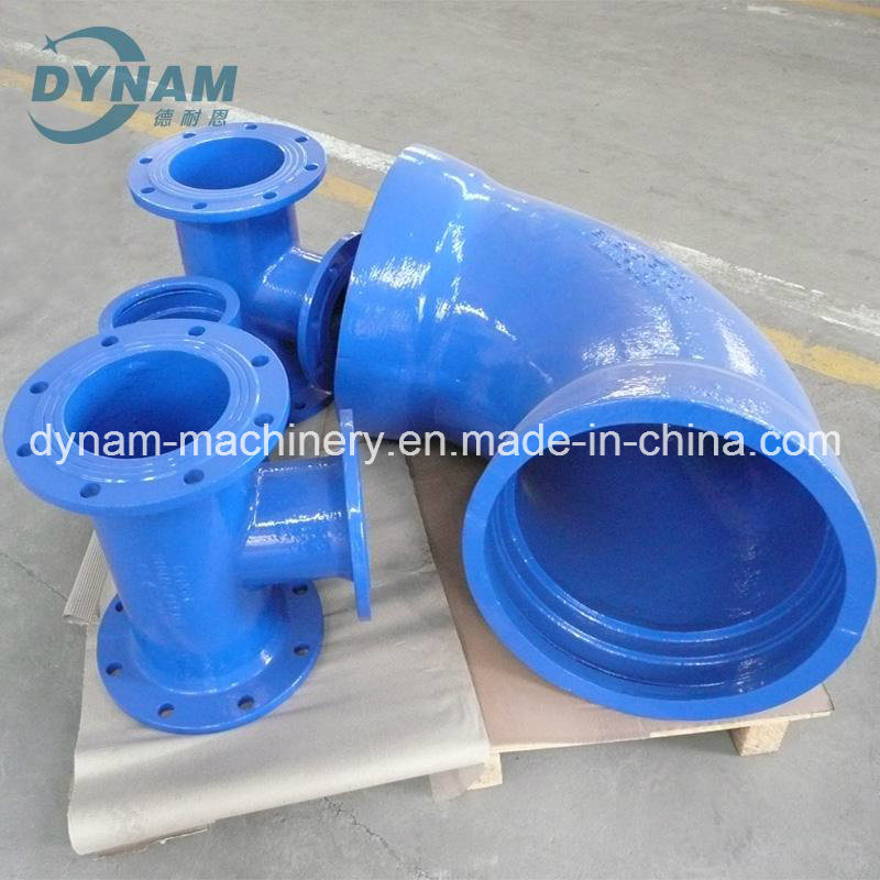 CNC Machining Valve Pipe Fittings Iron Casting Sand Casting