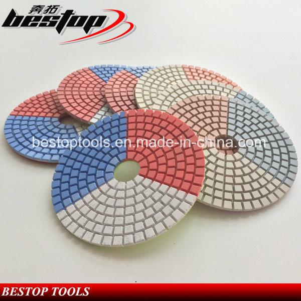 Diamond Resin Polishing Pads for Stones