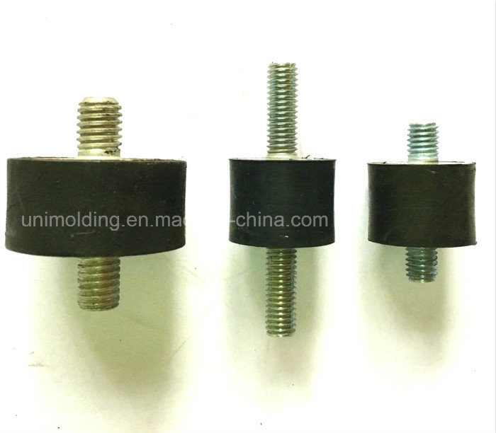 Buffer/Rubber with Steel Buffer /Isolation Mounts
