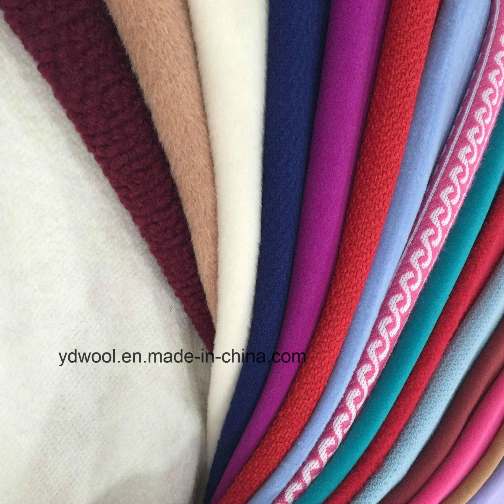 Woollen/ Knitting /Semi-Worsted Ready Greige Fabric