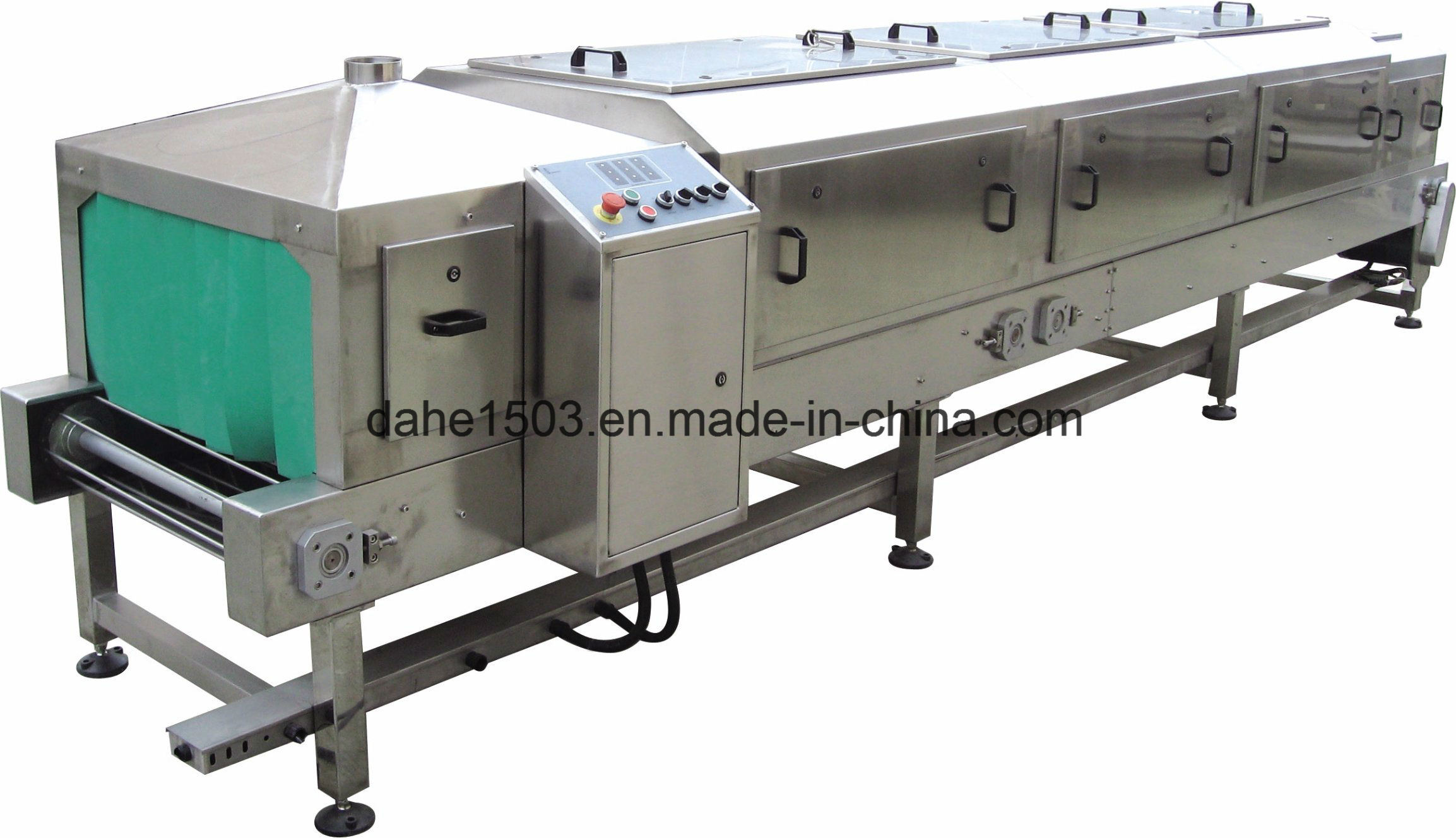Automatic Bulk Big Bag Sterlizing Machine