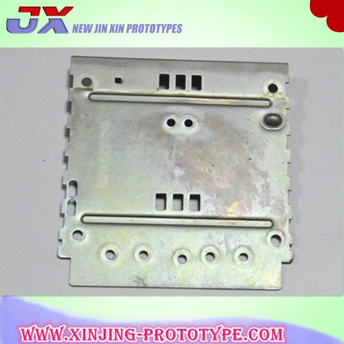 Customized Sheet Metal Fabrication, Aluminum/Stainless Steel/Brass Metal Stamping