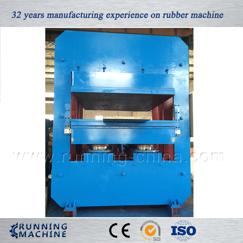 Frame Type Rubber Press for Making Rubber Products
