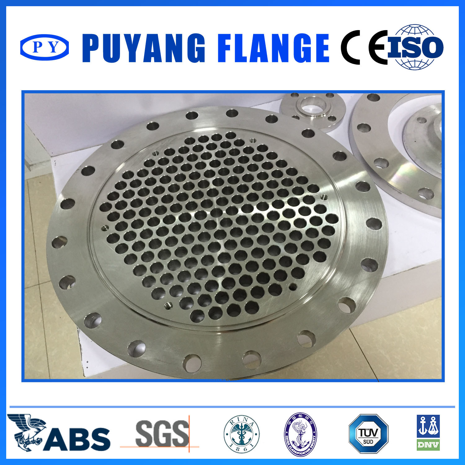 Stainless Steel Tube Plate 304