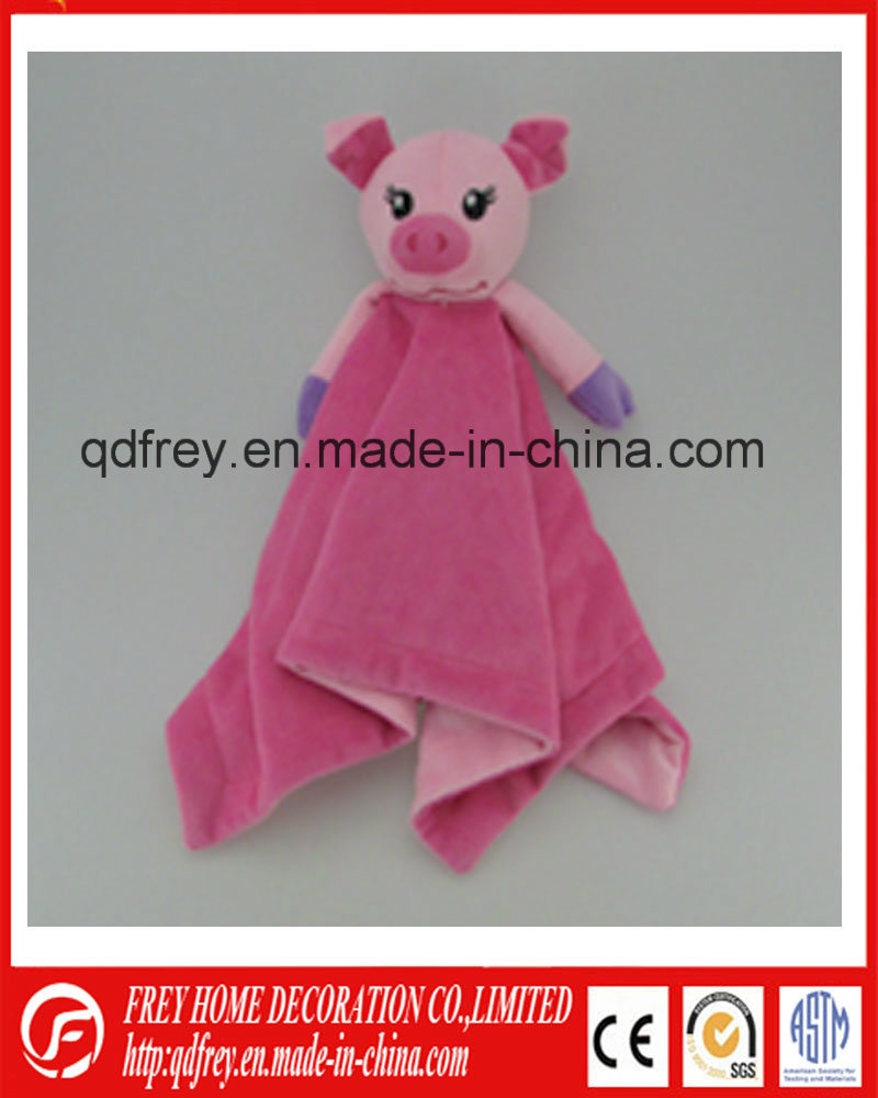 China Supplier for Plush Baby Comforter Blanket Toy