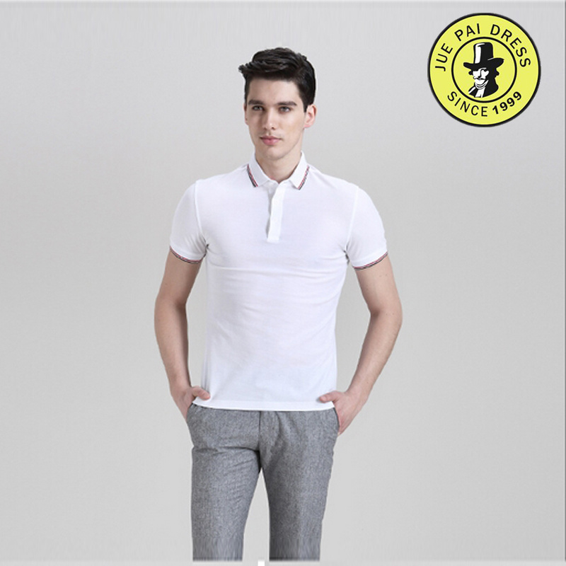 Fashion Casual Dri Fit 100 Cotton Honeycomb Polo Shirt
