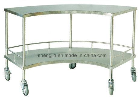 Sjt051 Fan-Shaped Operation Apparatus Table