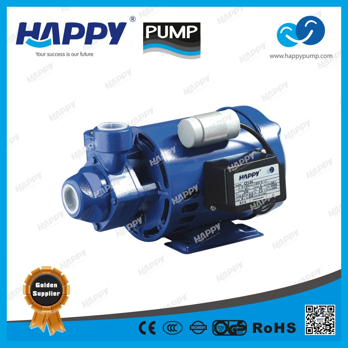 Vortex Water Electric Pump (CP)