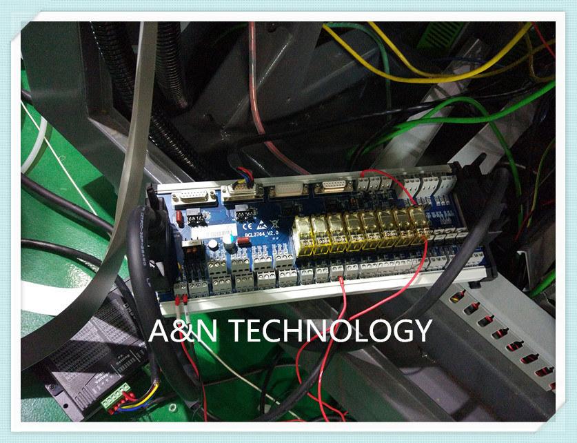 A&N 500W High Precision Fiber Laser Cutting Machine