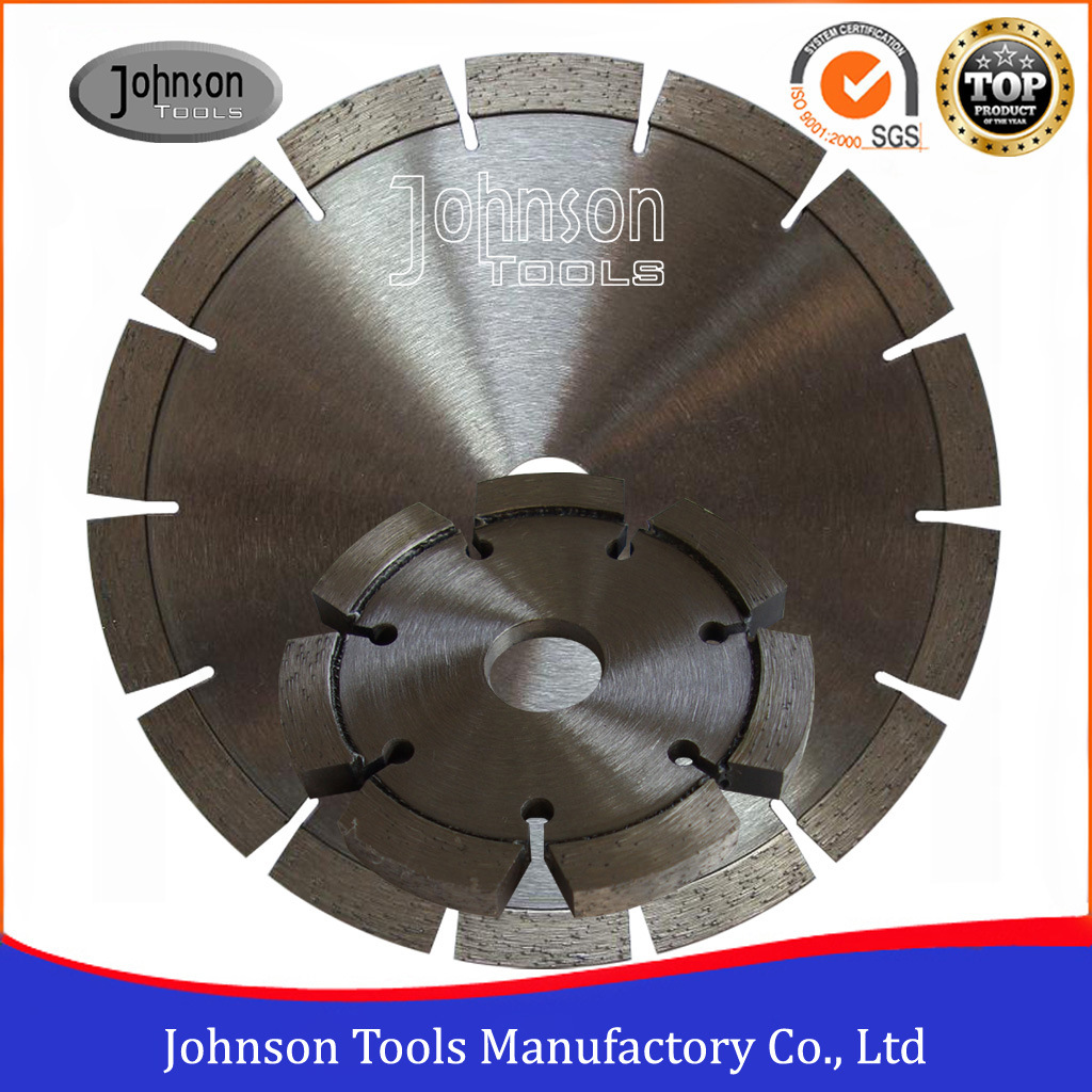 105-230mm Circular Diamond Tuck Point Saw Blade for Wall Grooving