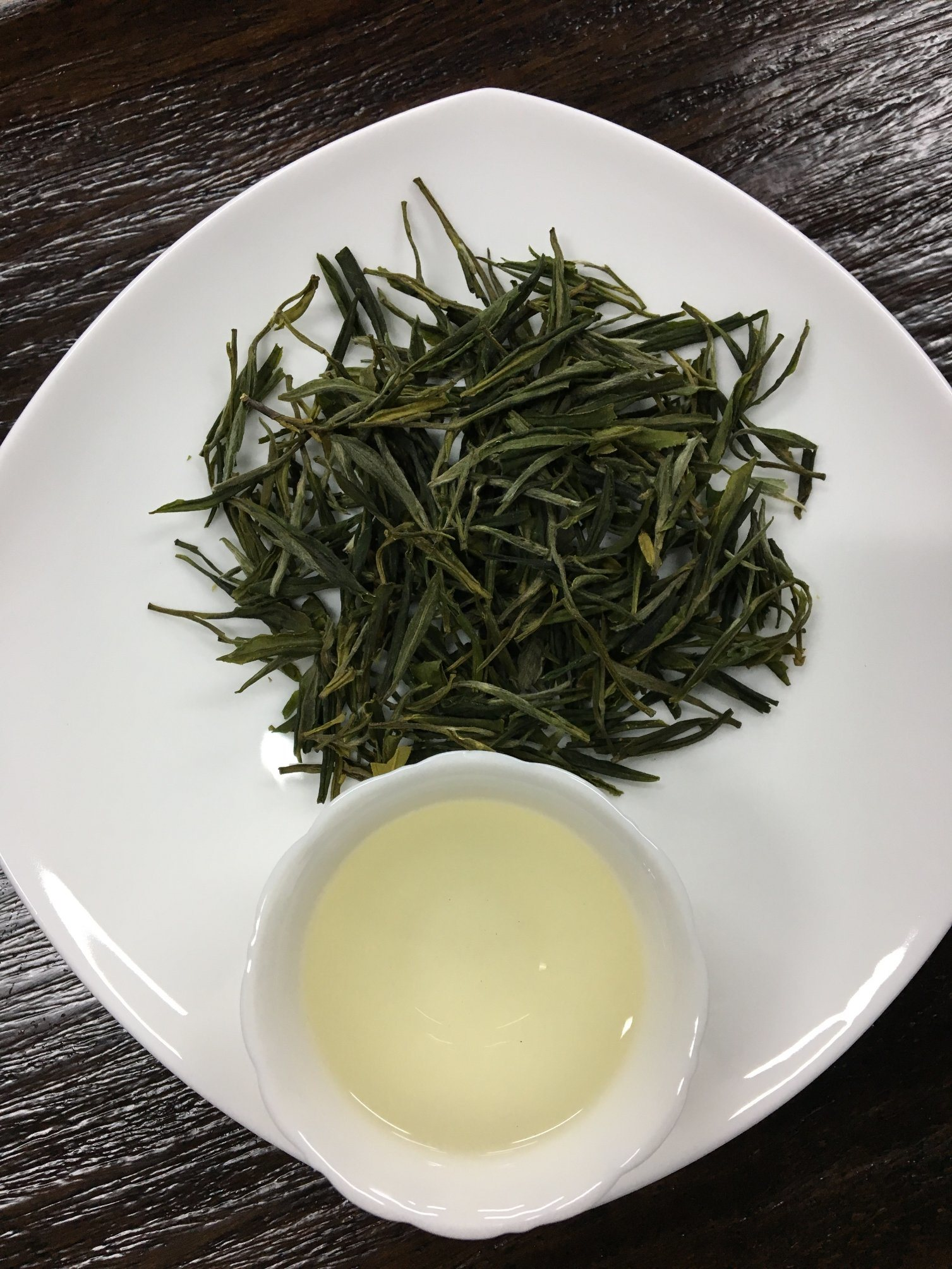 China Tea Huangshan Mao Feng Chinese Green Tea
