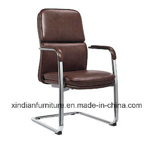 Xindian Durable PU Staff Chair Fixed Office Chair (D9052)
