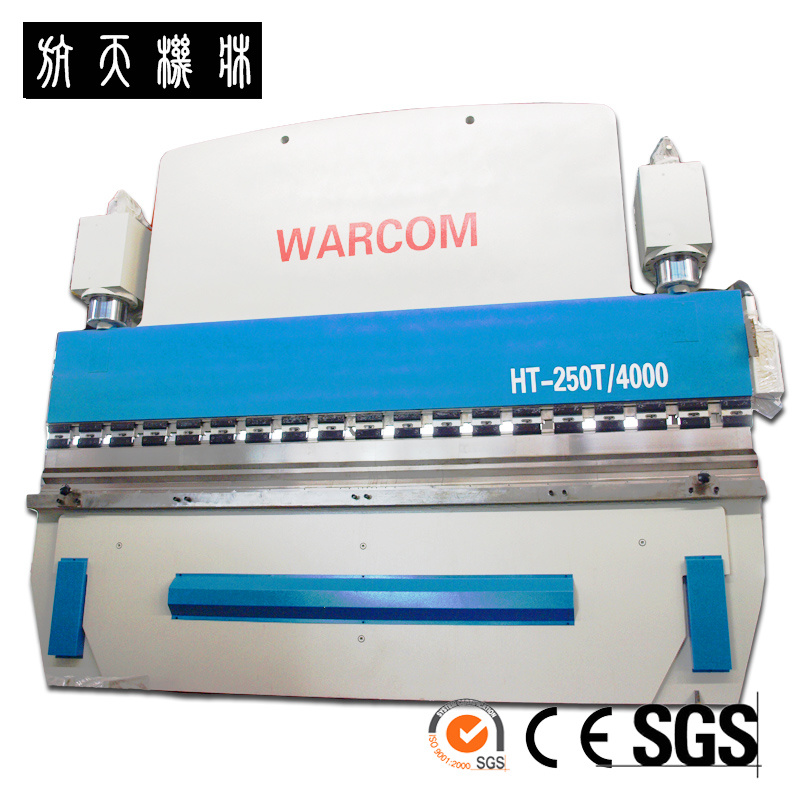 CE CNC Hydraulic Bending Machine HT/HL