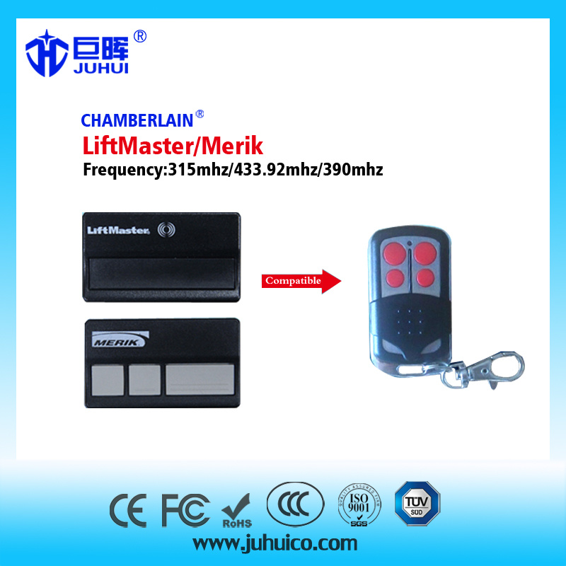 Sell Well! Universal Rolling Code Remote Control Switch Compatible with Liftmaster 315MHz