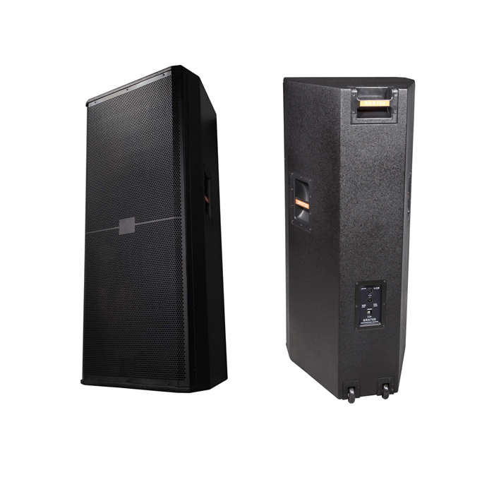 Dual 15′′ Srx725 Passive Floor Monitor - Tact