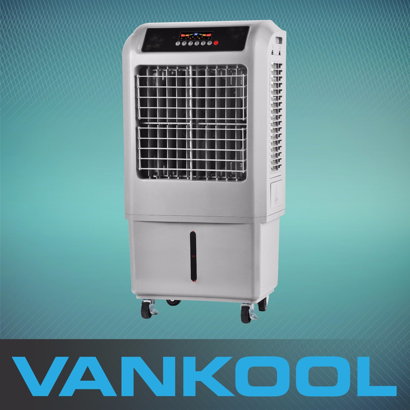 High Class Mobile Room Air Cooler Portable Air Cooling Fan