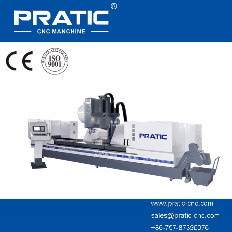 CNC Milling Parts Machining Center with Ce Certification- (PYD-CNC4500)