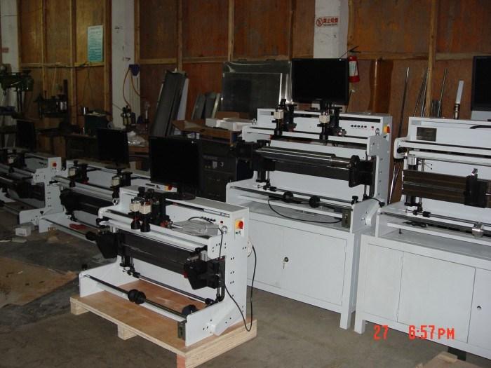 Resin Plate Mounting Machine for Flexo Letterpress Printing Machine (DC-YG450-1500)