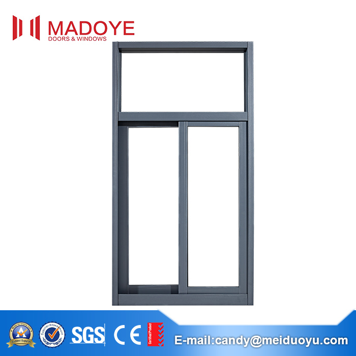Modern Aluminium Alloy Glass Sliding Window
