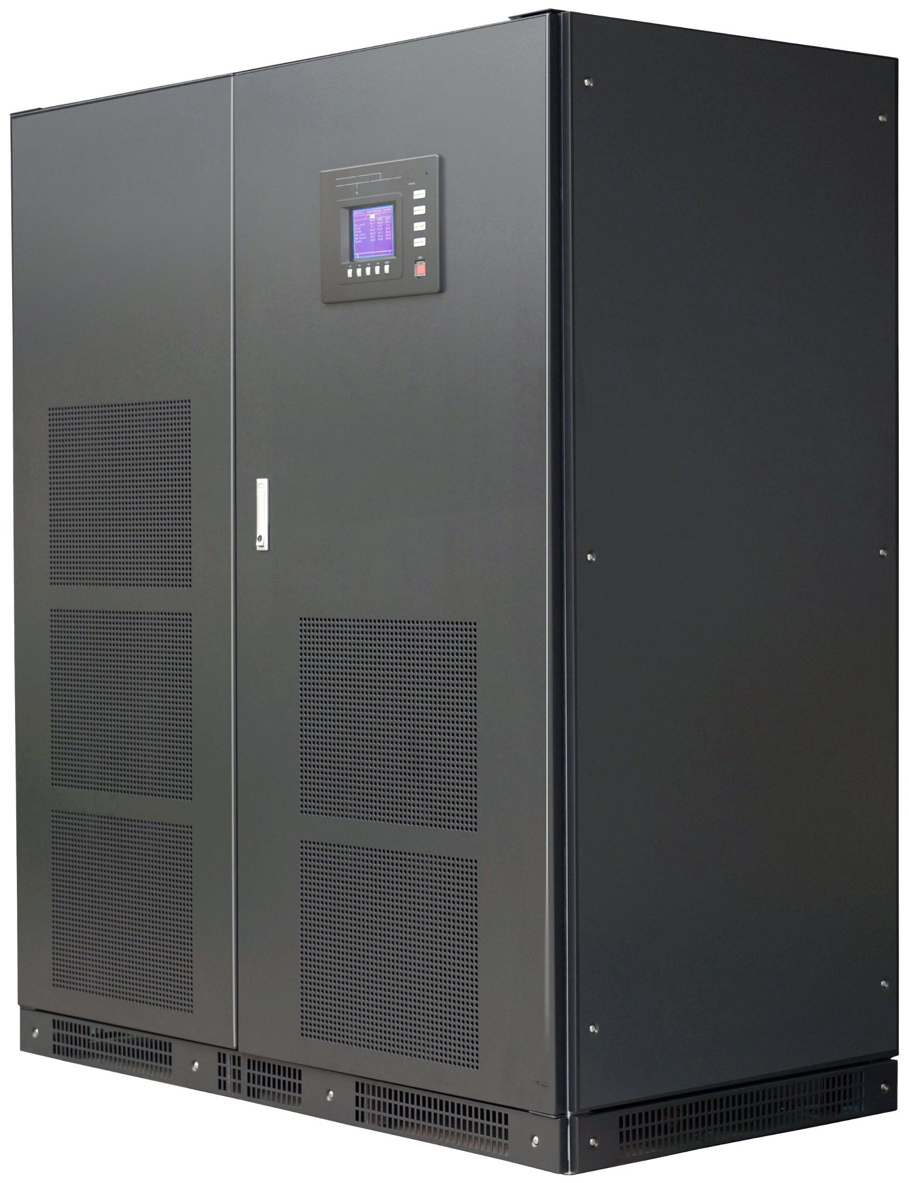 2017 Supstech Sun-33t Series 3 Phase Low Frequency Online UPS (300kVA)