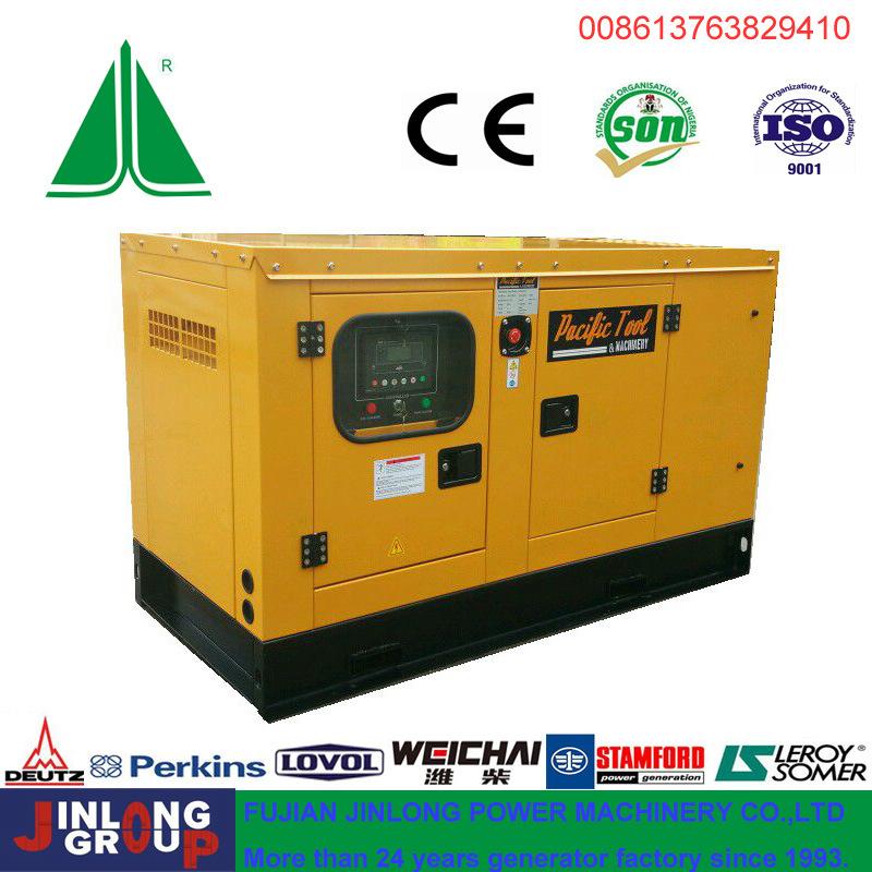 OEM Deutz Silent Diesel Generating Set