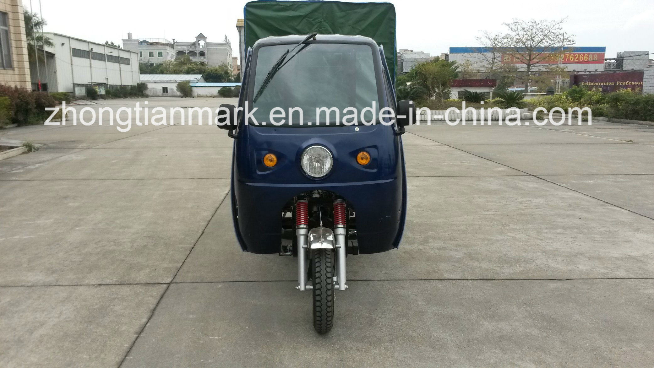 Popular Tricycle for Goods and Passenger